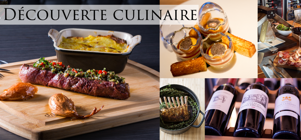 Découverte Culinaire - Lodge And Spa Collection