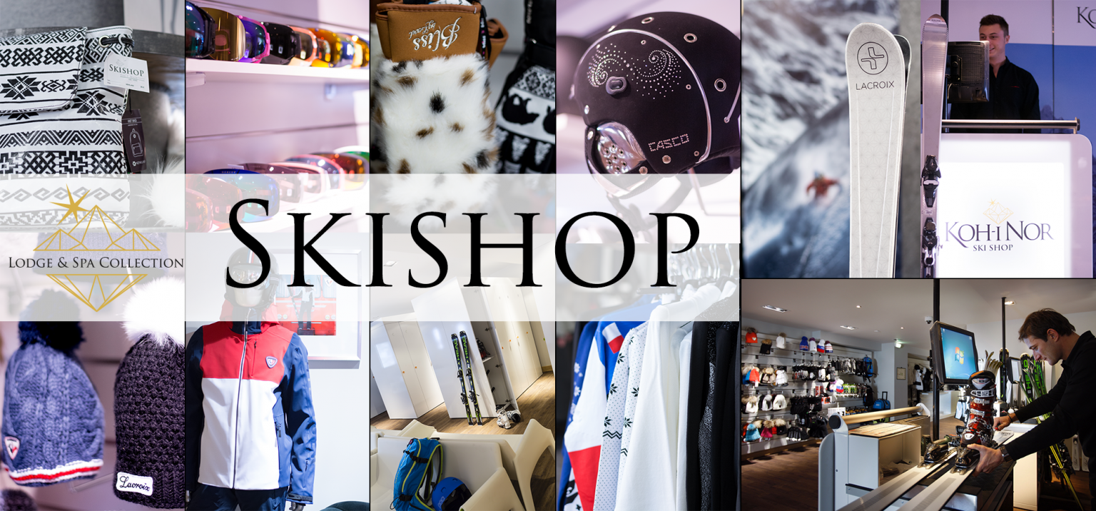 skishop - Lodgeandspacollection