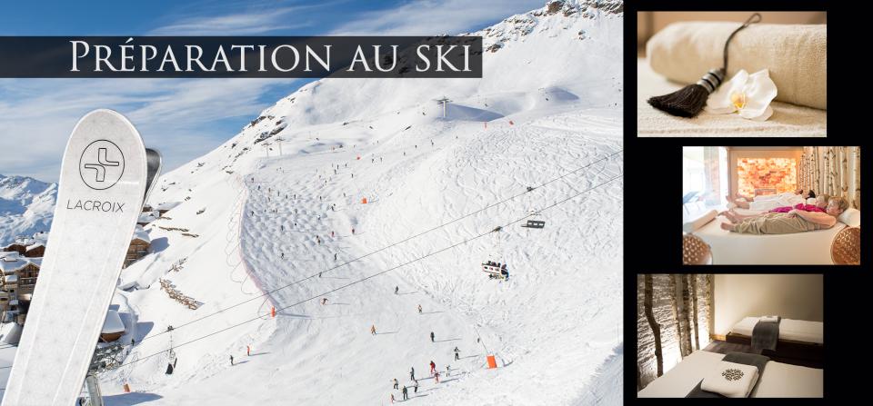 Ski - Lodge and spa Collection