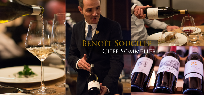 Benoit Soucille - Sommelier Lodge And Spa Collection