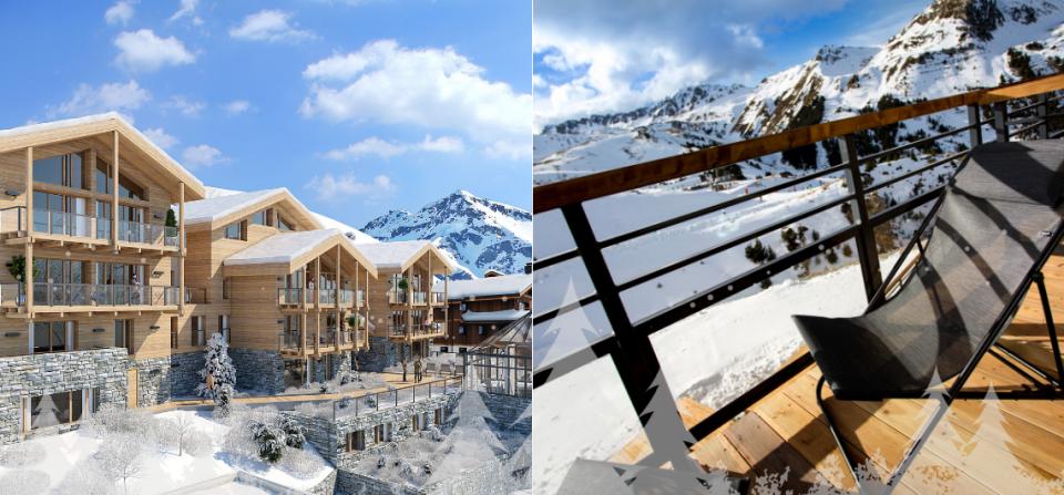 Lodge & Spa Collection Séjour hiver